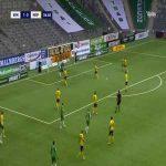 Hammarby IF [2]-0 Mjällby AIF - Aron Johannson 5'