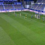 Huesca [2]-2 Real Valladolid - Sandro Ramirez 56'