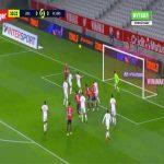 Lille 1-0 Lens - Burak Yilmaz 11'