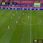 Lille 4-0 Lens - Yusuf Yazici 79'