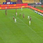 Roma 0-1 Benevento - Gianluca Caprari 5'