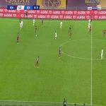 Roma [5]-2 Benevento - Carles Perez 89'