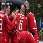 Stal Mielec 0-6 Wisła Kraków - Patryk Plewka 55' (Polish Ekstraklasa)