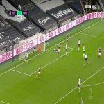 Tottenham 3 - [2] West Ham - Davinson Sanchez OG 85'