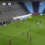 Djurgårdens IF 0-[1] Malmö FF - Ola Toivonen 18' (Great goal)