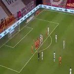 Galatasaray 1-[1] Alanyaspor - Khouma Babacar FK 43'