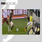 St. Pauli [1]-1 Nurnberg - Rodrigo Zalazar Martinez penalty 28'