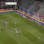 St. Pauli 1-[2] Nurnberg - Johannes Geis penalty 49'