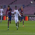 Barcelona 3-[1] Ferencvaros - Igor Kharatin penalty 70'