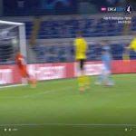 Lazio 2-[1] Dortmund - Haaland 71'
