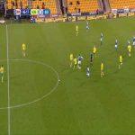 Norwich 1-0 Birmingham - Mario Vrancic 87'