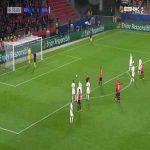 Rennes 1-0 Krasnodar - Sehrou Guirassy penalty 56'