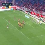 Urawa Red Diamonds (2)-0 Vegalta Sendai - Quentin Martinus free kick goal