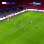 Ajax Vs Liverpool | Fabinho Goal Line Save 44'