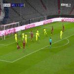 Bayern Munich [2] - 0 Atlético Madrid - Leon Goretzka 41'