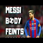 Messi Best Body Feints