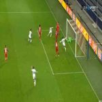 RB Salzburg 2-[2] Lokomotiv Moscow | Lisakovich 75'