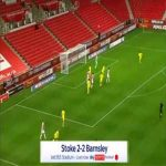 Stoke [2]-2 Barnsley - Tom Smith 48'