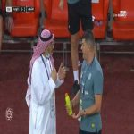 Al Ahli [1] - 0 Al-Wehda — Alexandru Mitrita 73' — (Saudi Pro League - Round 2)