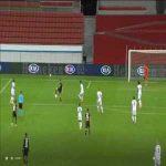Bayer Leverkusen [2]-0 Nice - Alario 16'