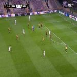 Braga 1-0 AEK - Wenderson Galeno 44'