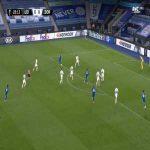 Leicester 1-0 Zorya - James Maddison 29'