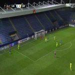 Liberec 1-0 Gent - Abdulla Yusuf 30'