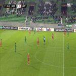 Ludogorets 1-[2] Antwerp - Lior Refaelov 70'