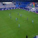 Malaga 1-0 Sporting Gijon - Juande 21'