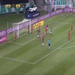 Palmeiras 1-0 Tigre - Gabriel Menino 34'