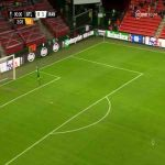 Standard Liege 0-[2] Rangers: Kemar Roofe 90' +3