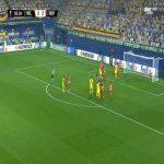 Villarreal [3]-2 Sivasspor - Juan Foyth 57'