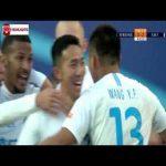 Wang Yaopeng Goal 45' - S. Ever Bright 0 - [2] Dalian Pro (AGG 2 - [3])