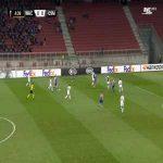 Wolfsberger AC 0-1 CSKA Moscow - Adolfo Gaich 5'