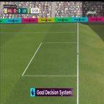 AVL 0 - 0 Leeds United - Luke Ayling goal line clearance