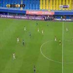 Boca Juniors 2-0 Caracas - Carlos Tevez 33'