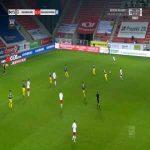 Jahn Regensburg 1-0 Eintracht Braunschweig - Albion Vrenezi 5'