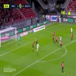 Rennes 1-[1] Angers - Sofiane Boufal 27'