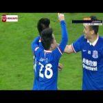 Sun Shilin Goal 90' - Shanghai SIPG 1 - [1] Shenhua (AGG 1 - [1])