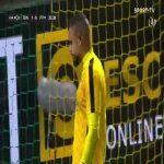 Tondela 1-0 Portimonense - Rafael Barbosa 33'