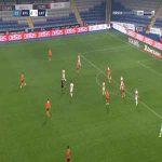 Basaksehir [5]-1 Antalyaspor - Giuliano 83'