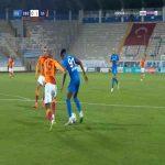 Erzurum BB [1]-1 Galatasaray - Arvydas Novikovas penalty 45'