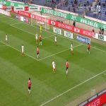 Hannover 1-0 Fortuna Düsseldorf - Florent Muslija 57'