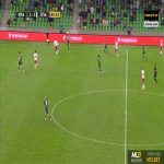 Krasnodar 1-[3] Spartak Moscow - Jordan Larsson 81'
