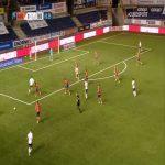 Aalesund 0-2 Odd - Kevin Egell-Johnsen 64'