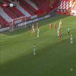 Aberdeen 2-[2] Celtic: Leigh Griffiths 76'