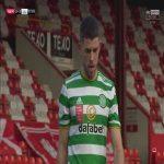 Aberdeen 2-[3] Celtic: Ryan Christie 78'