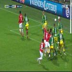 ADO Den Haag 0-[1] AZ | Albert Gudmundsson 33'