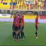 Benevento 1-0 Napoli - Roberto Insigne 30'