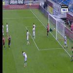 Cagliari 3-2 Crotone - Ricardo Sottil 45'